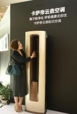 卡萨帝以服务附加值拉升品牌高度 成高端空调首选 - 宁夏新闻网