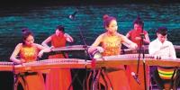 第二届宁夏少数民族文艺调演颁奖晚会举行 - 文化厅
