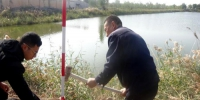 西夏区积极准备机关干部秋冬农田水利建设 - 农业厅
