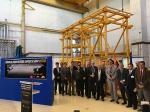 中方首件ITER超导磁体系统部件运抵ITER - 科技厅