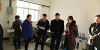 自治区残联理事长娄晓萍调研石嘴山市残疾人就业创业工作 - 残疾人联合会