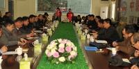 公路建设管理局认真贯彻曹志斌书记关于做好冬季施工的相关要求 - 交通运输厅