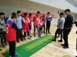 宁夏青少年篮球训练营开营 - 省体育局