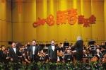 新春音乐会奏响 - 文化厅