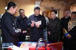 习近平春节前夕赴四川看望慰问各族干部群众 - 文化厅