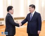 习近平会见韩国总统特使郑义溶 - 银川新闻网