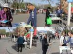 石嘴山市气象局开展全民国家安全教育日集中宣传活动 - 气象