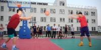 宁夏社会体育指导员培训走进工厂 - 省体育局