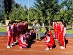 宁夏体育职业学院开展新生军训 - 省体育局