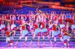 全国广场舞北京集中展演圆满举行 - 文化厅