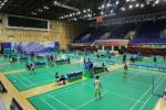 宁夏体育馆承接全国U14-15羽毛球比赛总决赛 - 省体育局