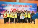 我区代表队获特全国特奥篮球比赛 男子组冠军 - 残疾人联合会