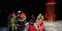宁夏秦腔《王贵与李香香》首次亮相中国上海国际艺术节 - 文化厅