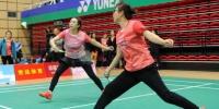 2018美舞之志女子羽毛球赛团体赛银川站落幕 - 省体育局