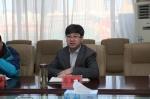 自治区残联党组书记马军生 与各残疾人专门协会召开座谈会 - 残疾人联合会