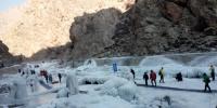 宁夏举办徒步和冰雪结合活动 - 省体育局