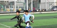 2019年石嘴山市青少年校园足球联赛开赛 - 省体育局