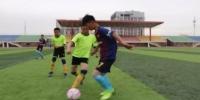 灵武市第十届校园足球联赛开赛 - 省体育局
