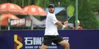 2019年ITF世界男子网球巡回赛(银川站)开赛 - 省体育局