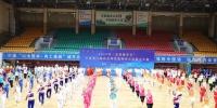 宁夏第六届社会体育指导员交流展示大赛收官 - 省体育局