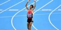宁夏代表团摘得二青会开幕后首枚金牌 - 省体育局