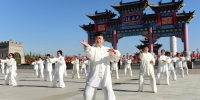 宁夏举办自治区级全民健身联系站点现场观摩会 - 省体育局